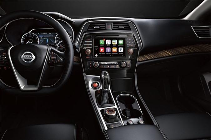 "Nissan Maxima 2018 ""chot gia"" 750 trieu dong-Hinh-6"