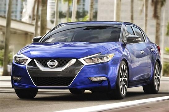 "Nissan Maxima 2018 ""chốt"