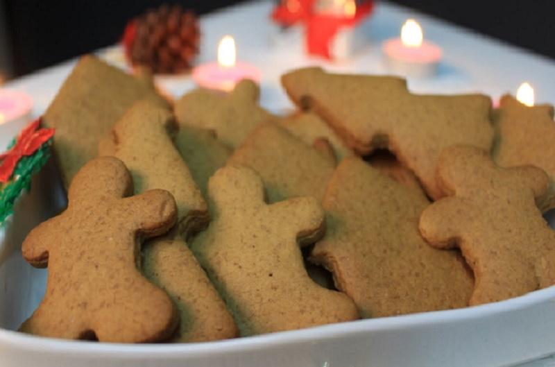 Tự làm bánh quy gừng nhâm nhi trong ngày giá lạnh. Chỉ với công thức đơn giản dưới đây, bạn đã có thể tự tay làm nên những chiếc bánh quy gừng giòn tan, thơm lừng mà lại vô cùng ngọt ngào, ấm áp để nhâm nhi trong tiết trời lạnh giá. (CHI TIẾT)