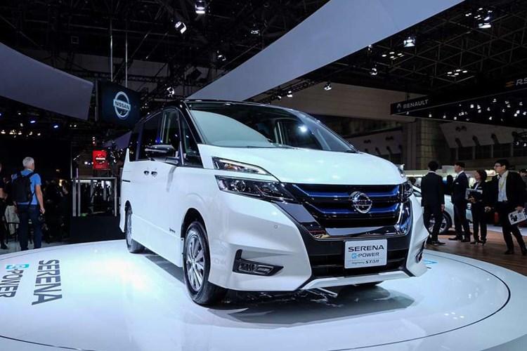 Nissan ra mắt xe minivan chạy điện Serena e-POWER 2018. Dự kiến mẫu minivan mới Serena e-POWER sẽ được Nissan bán ra thị trường Nhật Bản vào mùa xuân năm 2018. (CHI TIẾT)