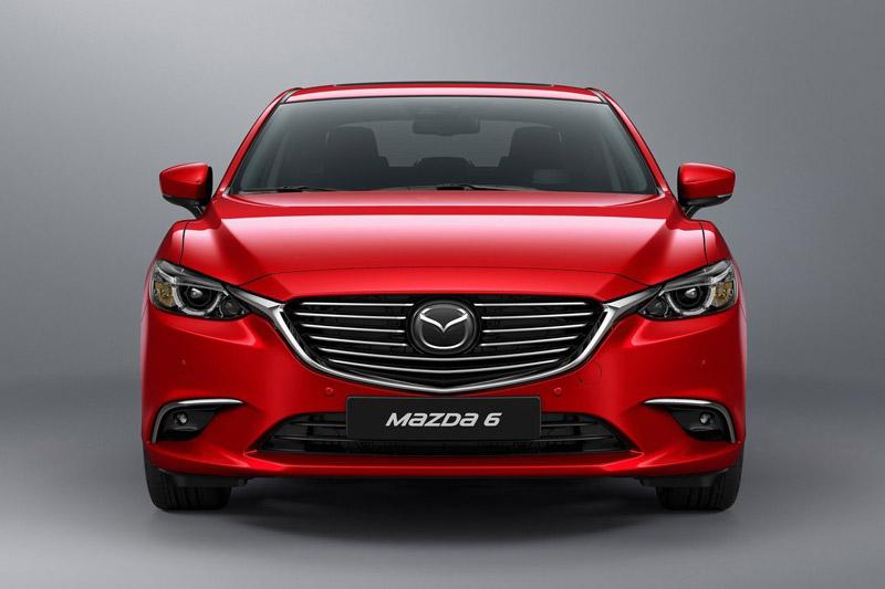 7. Mazda 6 2018.