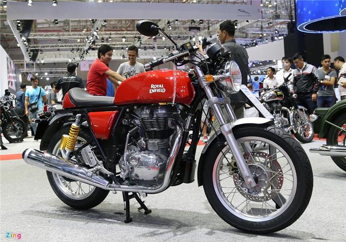 Royale Enfield ra mat moto tren 500 cc, gia 137 trieu dong tai VN hinh anh 2