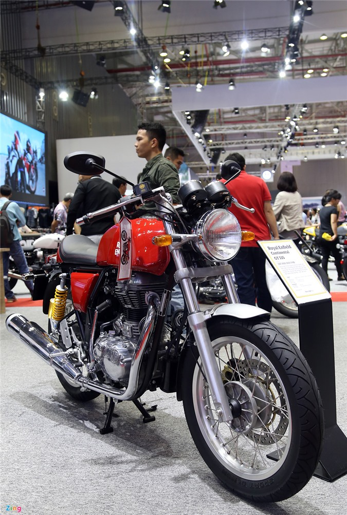 Royale Enfield ra mat moto tren 500 cc, gia 137 trieu dong tai VN hinh anh 3