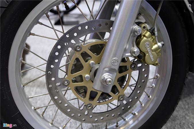 Royale Enfield ra mat moto tren 500 cc, gia 137 trieu dong tai VN hinh anh 9