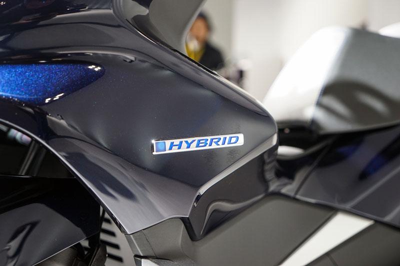 Honda PCX Hybrid - 2