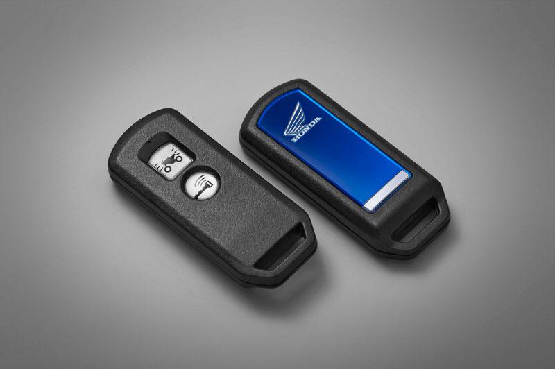 Chìa khóa thông minh của Honda PCX Hybrid.