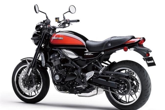 """Kawasaki ra mắt """"xế nổ"""" giá rẻ. Dự kiến Kawasaki Z900RS sẽ được bán ra với giá rẻ hơn so với đàn anh Z900 do thiết kế cũng như các trang bị tối giản hơn. (CHI TIẾT)"""
