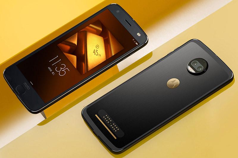 Motorola Moto Z 2018 Kingsman VIP Special Edition - 3
