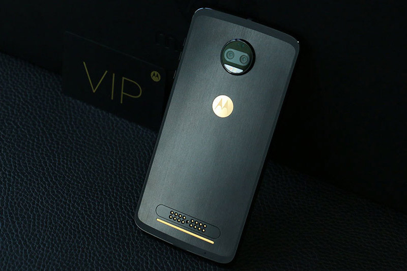 Motorola Moto Z 2018 Kingsman VIP Special Edition - 10