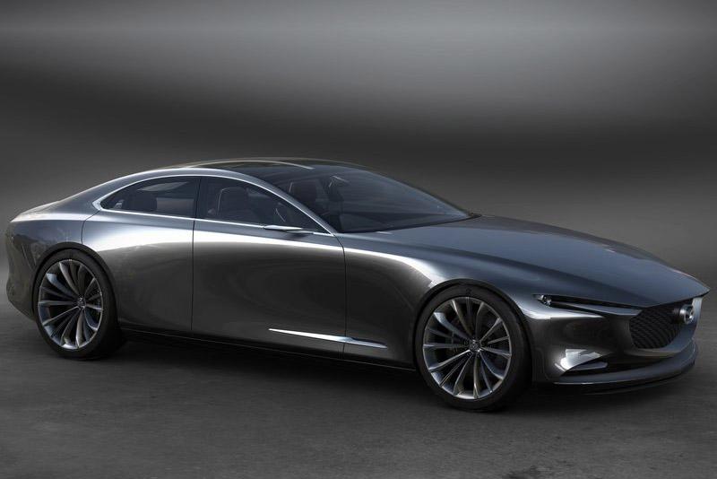 1. Mazda Vision Coupe Concept.