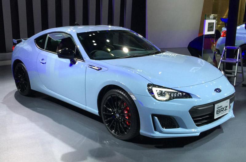 10. Subaru BRZ STI Sport.