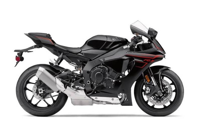 2. Yamaha YZF-R1 2017.