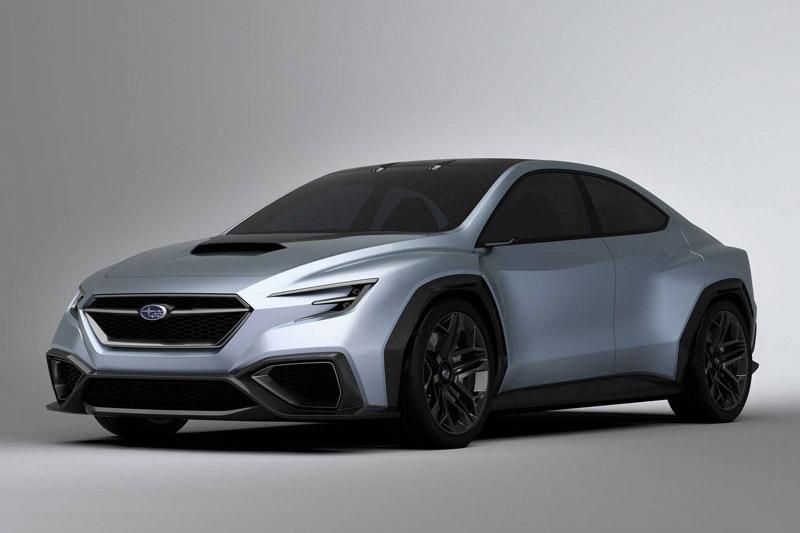 4. Subaru Viziv Performance Concept.