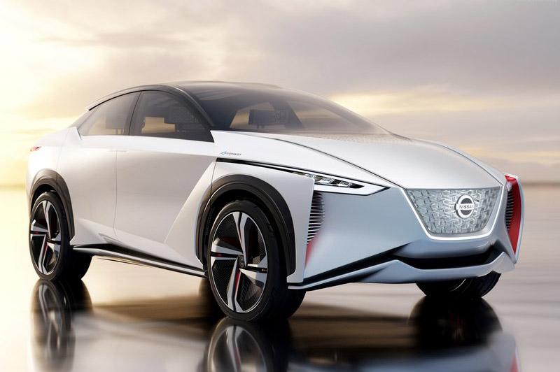 5. Nissan IMx Concept.