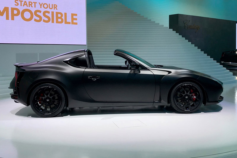 8. Toyota GR HV Sports Concept.