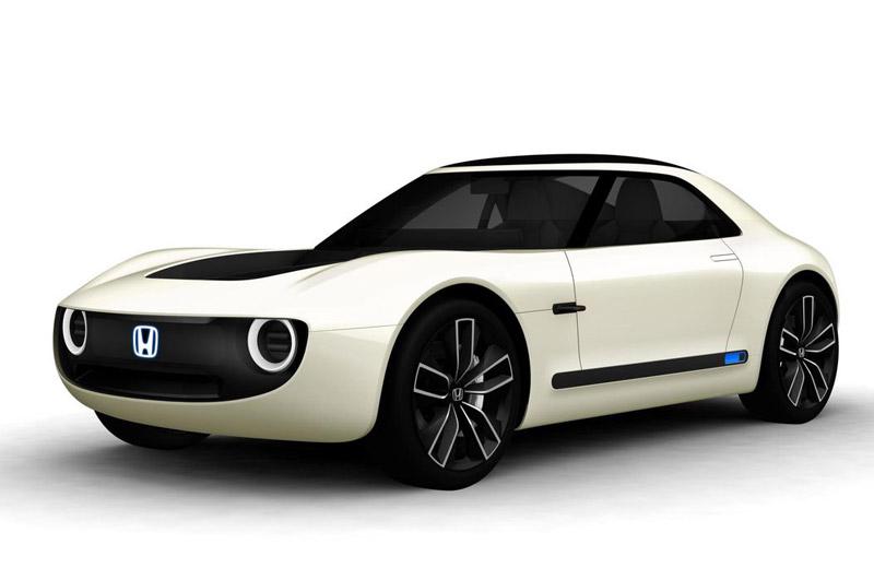 9. Honda Sports EV Concept.