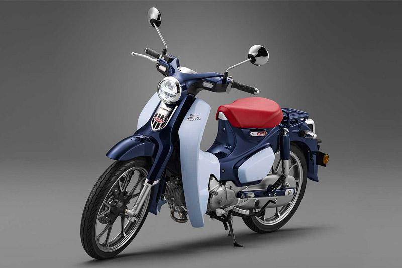 Honda ra mắt Super Cub C125 ở triển lãm Tokyo 2017. Honda Super Cub C125 vừa được ra mắt tại triển lãm Tokyo Motor Show 2017. Mẫu xe số này sở hữu thiết kế bóng bẩy. (CHI TIẾT)