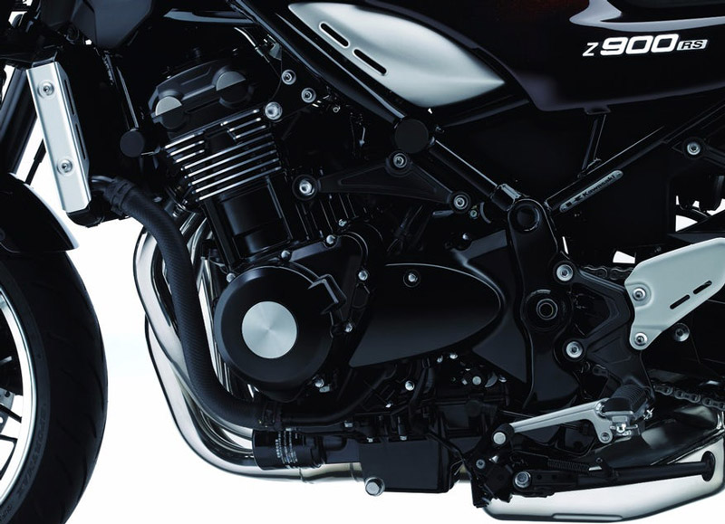 Kawasaki Z900RS 2018 - 8