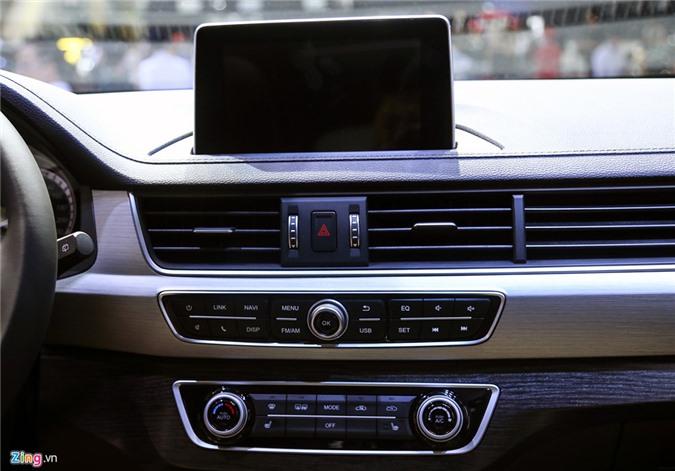 Joyear X5 - xe TQ gia 779 trieu tai VN canh tranh Mazda CX- 5 hinh anh 10