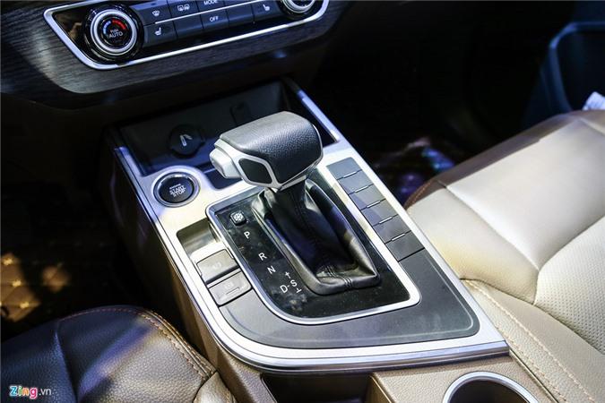 Joyear X5 - xe TQ gia 779 trieu tai VN canh tranh Mazda CX- 5 hinh anh 11