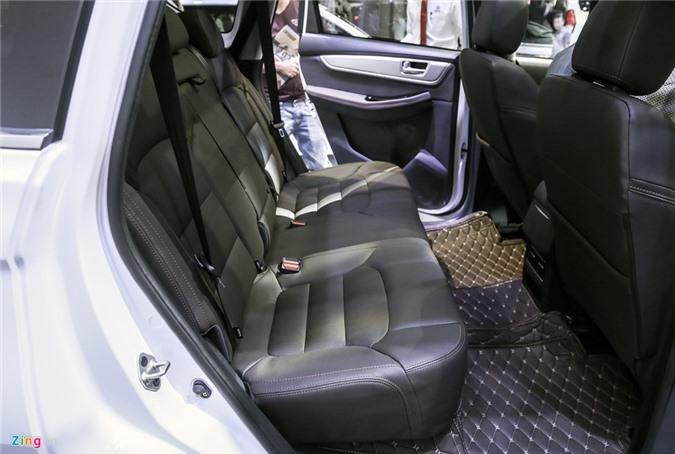 Joyear X5 - xe TQ gia 779 trieu tai VN canh tranh Mazda CX- 5 hinh anh 12