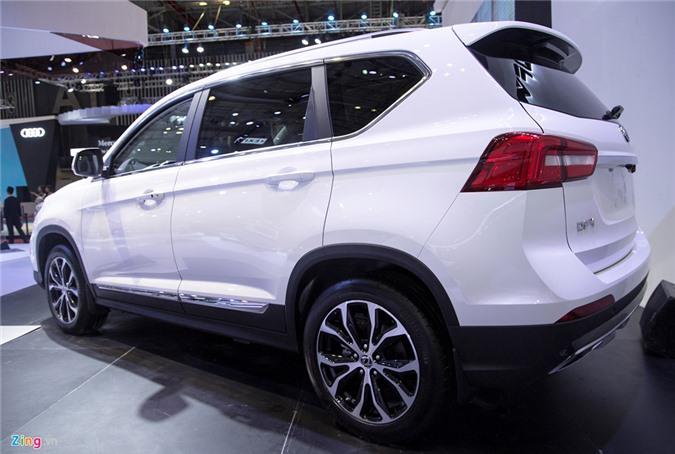 Joyear X5 - xe TQ gia 779 trieu tai VN canh tranh Mazda CX- 5 hinh anh 14