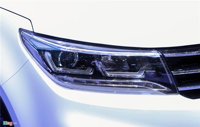 Joyear X5 - xe TQ gia 779 trieu tai VN canh tranh Mazda CX- 5 hinh anh 3