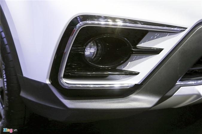 Joyear X5 - xe TQ gia 779 trieu tai VN canh tranh Mazda CX- 5 hinh anh 4