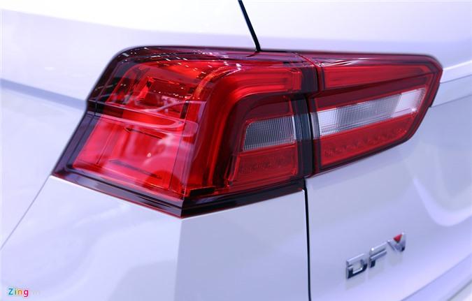 Joyear X5 - xe TQ gia 779 trieu tai VN canh tranh Mazda CX- 5 hinh anh 5
