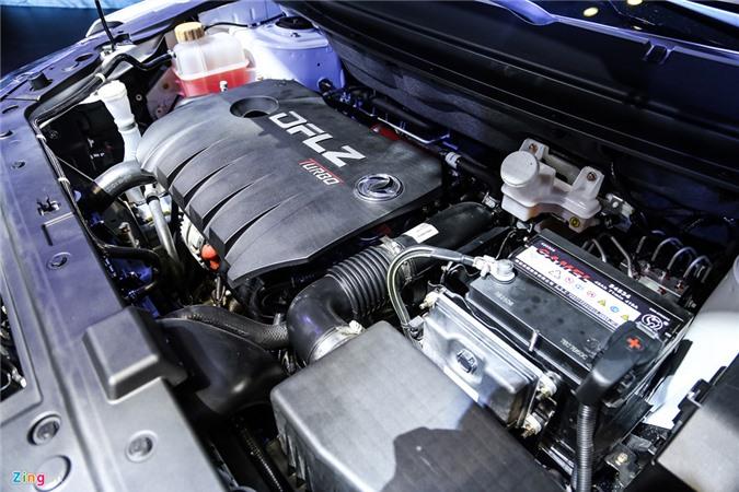 Joyear X5 - xe TQ gia 779 trieu tai VN canh tranh Mazda CX- 5 hinh anh 6