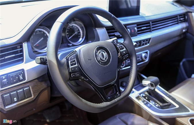 Joyear X5 - xe TQ gia 779 trieu tai VN canh tranh Mazda CX- 5 hinh anh 8