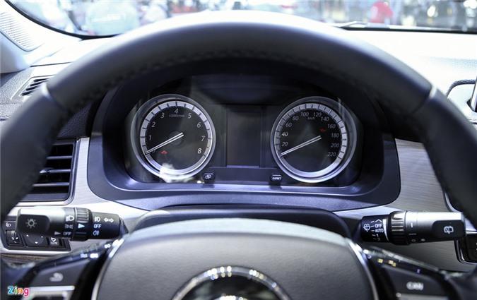 Joyear X5 - xe TQ gia 779 trieu tai VN canh tranh Mazda CX- 5 hinh anh 9