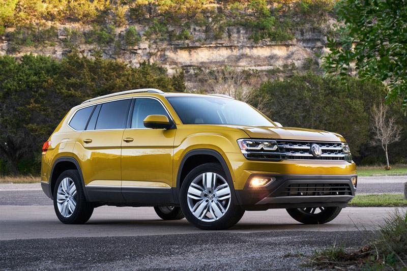 1. Volkswagen Atlas 2018.