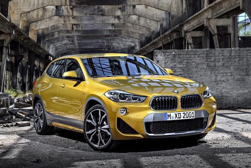 Chi tiết BMW X2 vừa trình làng. Sau khi xuất hiện dưới dạng ý tưởng vào năm ngoái và hé lộ trước vào cuối hè 2017, mẫu SUV Coupe cao cấp BMW X2 vừa chính thức ra mắt. (CHI TIẾT)