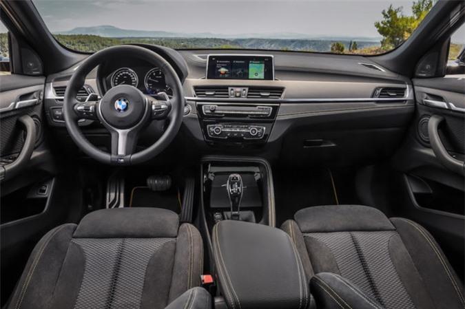 Chính thức ra mắt SUV Coupe BMW X2 hoàn toàn mới ảnh 5