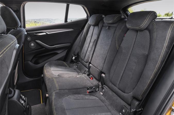 Chính thức ra mắt SUV Coupe BMW X2 hoàn toàn mới ảnh 6
