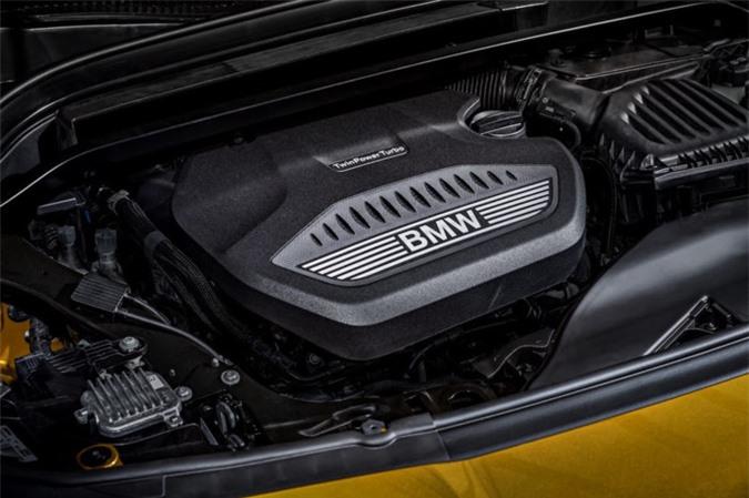 Chính thức ra mắt SUV Coupe BMW X2 hoàn toàn mới ảnh 8