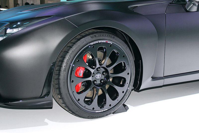 Toyota GR HV Sports Concept - 3