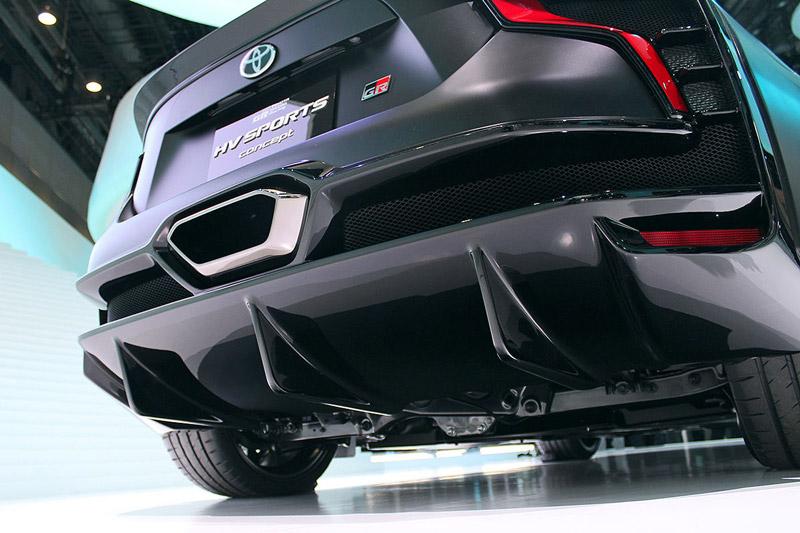 Toyota GR HV Sports Concept - 9