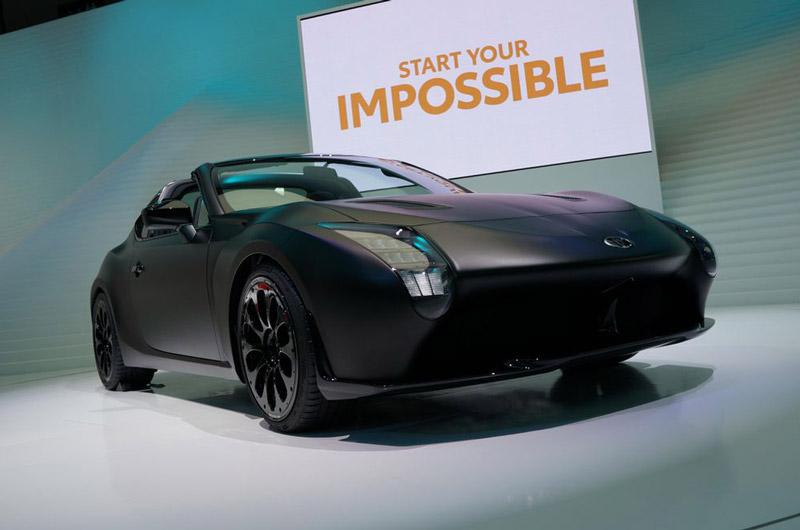 Được biết, từ GR trong tên gọi của Toyota GR HV Sports Concept là viết tắt của cụm từ Gazoo Racing - thương hiệu động cơ toàn cầu của Toyota. Trong khi đó, HV là viết tắt của Vehicle.