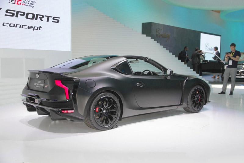 Toyota GR HV Sports Concept - 1