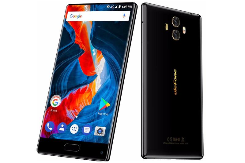 Ulefone MIX có 2 tuỳ chọn màu sắc là đen và xanh dương. Giá bán của máy là 160 USD (tương đương 3,63 triệu đồng).