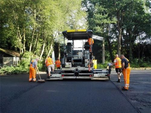 Hà Lan lát đường bằng giấy vệ sinh tái chế - 1