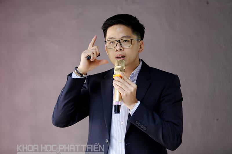GS - TS Vũ Ngọc Tâm.