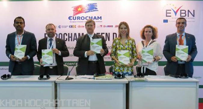 Sách xanh vừa được công bố tại TPHCM