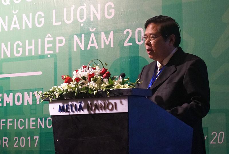 Chủ tịch Hội Khoa học và Công nghệ sử dụng năng lượng tiết kiệm và hiệu quả Việt Nam Đỗ Hữu Hào.