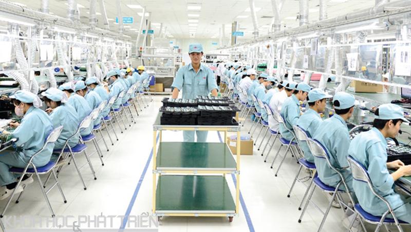 Viettel mở rộng sang nghiên cứu sản xuất.