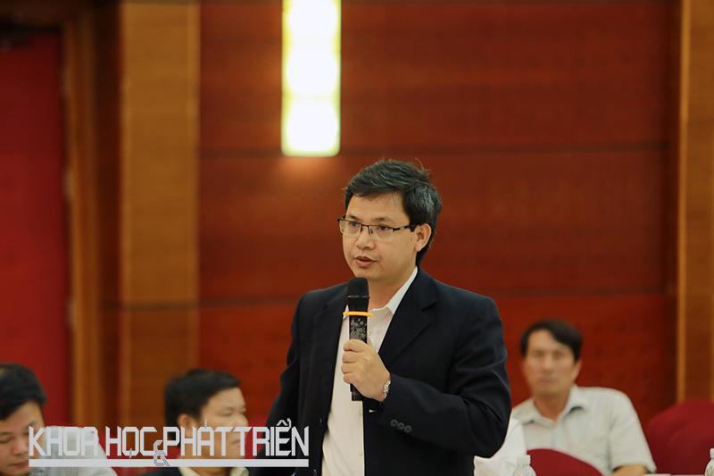 PGS-TS Vũ Văn Tích. Ảnh: NVCC