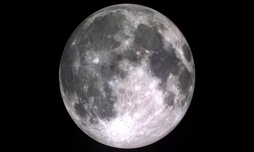 Tham vọng đổ bộ lên Mặt Trăng của Ấn Độ. Ảnh: CNN.