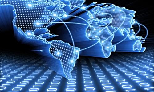 Hiện toàn thế giới có 3,7 tỷ người dùng Internet. Ảnh: Innovata.